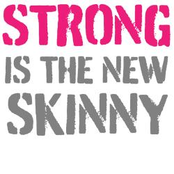 strong_is_new_skinny_racerback_tank_top