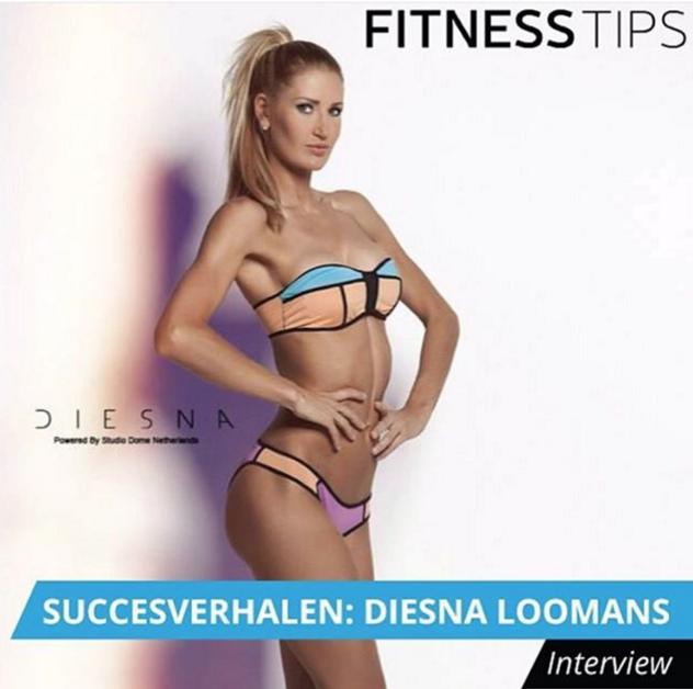Fitness tips - Diesna Loomans