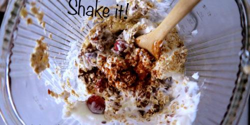 SHAKE IT – de beste ochtend shake
