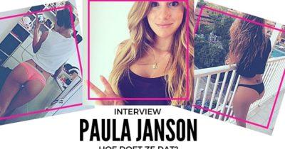 PAULA JANSON – OH MY.. DIE BILLEN!