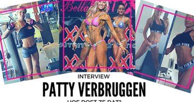PATTY VERBRUGGEN – OOK NA HAAR 40STE NOG EEN TOP FIGUUR!