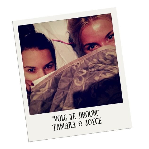 Tamara en Joyce! #hoedoenzedat (2)