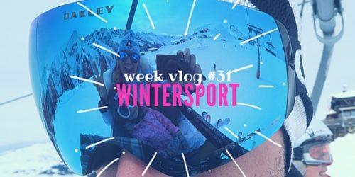 WEEKVLOG #31 WINTERSPORT MAYRHOFEN