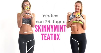 REVIEW TEATOX SKINNYMINT – 28 Day Ultimate Teatox
