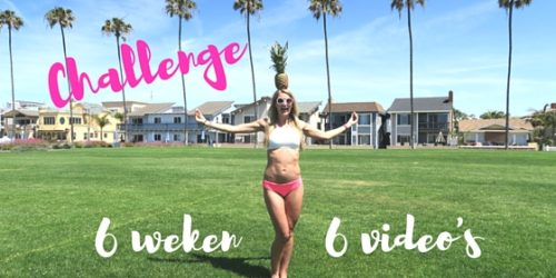 CHALLENGE GET SUMMER READY! 6 WEKEN – 6 VIDEO'S (GRATIS)