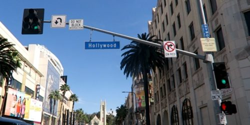 HELLO HOLLYWOOD EN UNIVERSAL STUDIOS