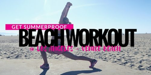 BEACH BODY WORKOUT @ LOS ANGELES