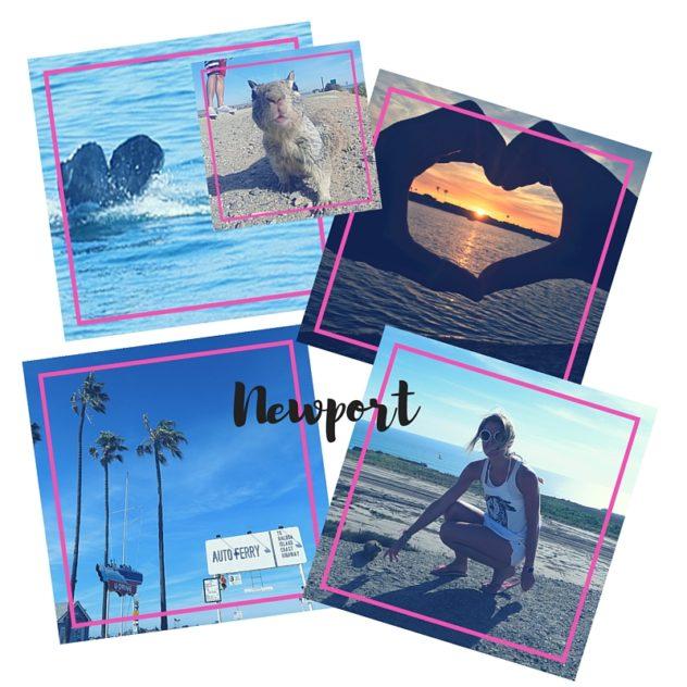 Newport vlog