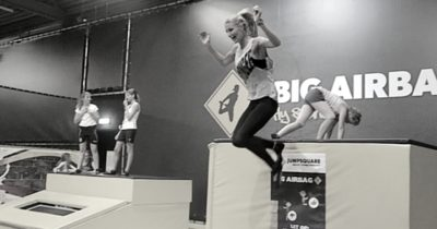 Jumpsquare, sport & fun! Wij testen het uit..