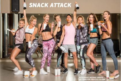 HEALTHY FIT & FOOD BLOGGERS OVER HUN SNACKS - SnackAttack