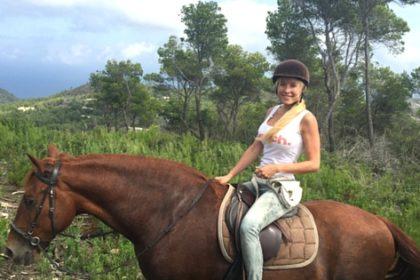 PAARDRIJDEN IN IBIZA - HORSE VALLEY