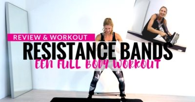 Resistance Bands (Elastieken) full body workout