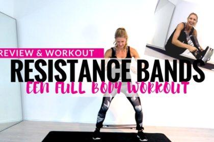 Resistance Bands (Elastieken) full body workout