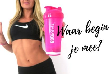 SUPPLEMENTEN OM MEE TE BEGINNEN (FITGIRLS)