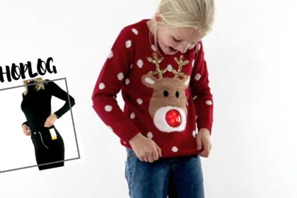 SHOPLOG PRIMARK KERST (KIDS) EN MIJN H&M OUTFIT