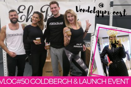 LAUNCH EVENT IN DE VONDELGYM OOST & LANGS GOLDBERGH