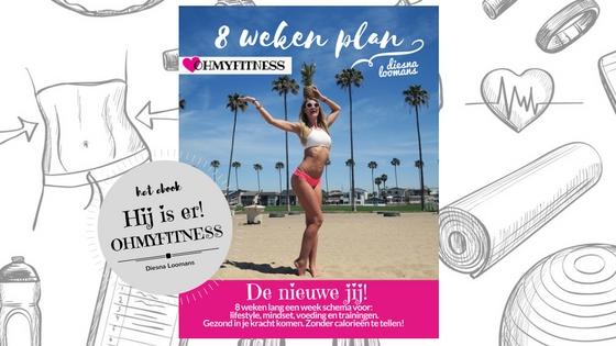 OhMyFitness ebook 8 weken plan
