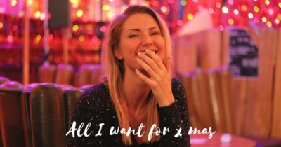 ALL I WANT FOR CHRISTMAS ♡ COLLATERAL BEAUTY