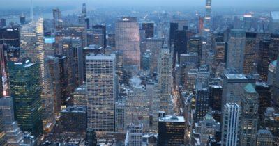 NEW YORK, VAN DOWN NAAR UP!