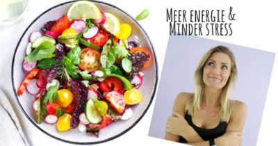 MIJN 7 DAY RECHARGE ღ MEER ENERGIE & MINDER STRESS