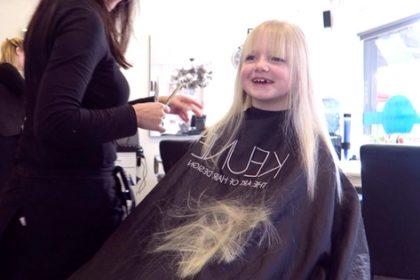 WEEKVLOG | grote schoonmaak en Jola knipt een pony!
