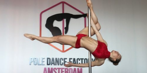 Pole Dance Factory opent 2e studio & ik ging mee paaldansen.