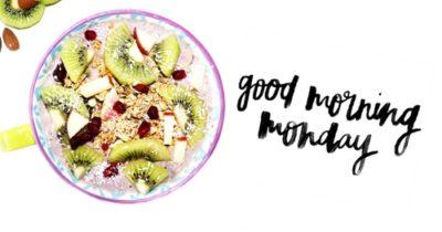 Overnight havermout met het beste fruit