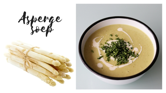 hoe lang aspergeschillen koken voor soep