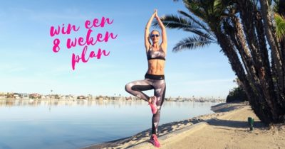 Yoga workout ღ one song workout | Win mijn ebook!