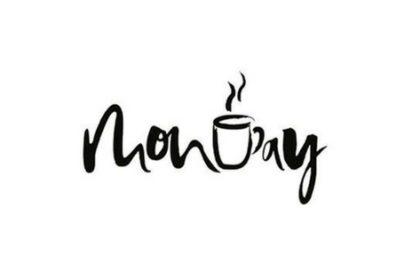 Een maandag uit balans #geenmaandagmotivatie