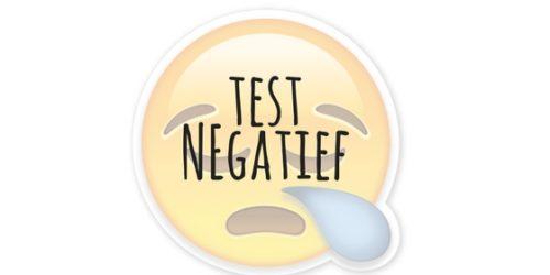 Negatieve test | weer niet zwanger deel 3