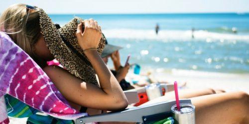 Een vakantie om na te denken & update blog