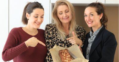Sinterklaas cake bakken met de meiden van Chicksfoodlove