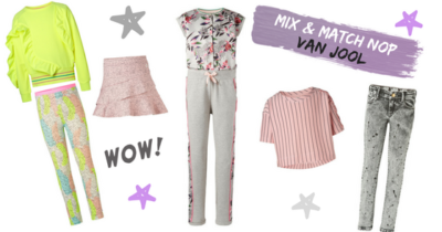 MIX & MATCH JOOL – NOP (VAN NOPPIES)
