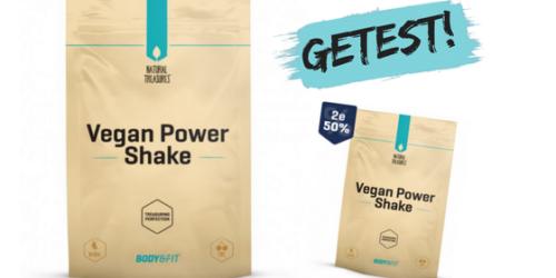 Vegan eiwit shakes