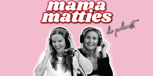 Mama matties de podcast